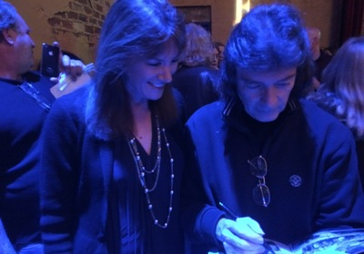 Genesis Revisited Westbury,NY. NOVEMBER 2014|Nad Sylvan|Steve Hackett