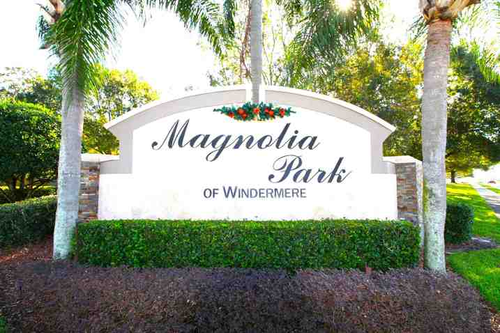 Magnolia Park of Windermere, Windermere, FL Real Estate & Homes for Sale