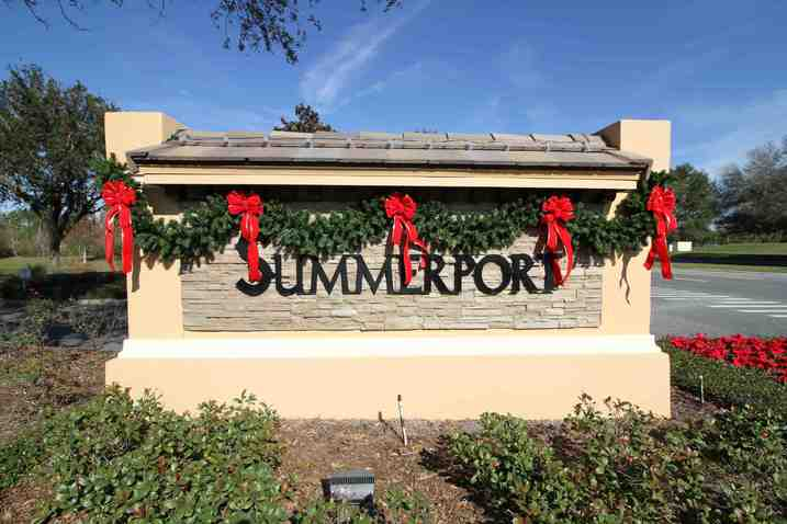 Summerport Real Estate | Summerport Homes For Sale Windermere Fl | Wendy Morris Realty