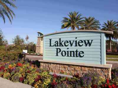 Lakeview Pointe|Lakeview Pointe in Winter Garden |New Homes in Winter Garden, Florida at Lakeview Pointe | Wendy Morris Realty