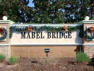 Mabel Bridge