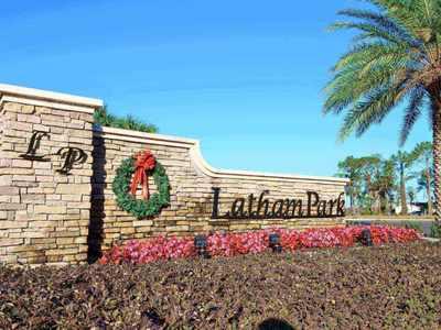 Latham Park|Latham Park Horizons West | Latham Park Ashton Woods Classical Winter Garden New Homes