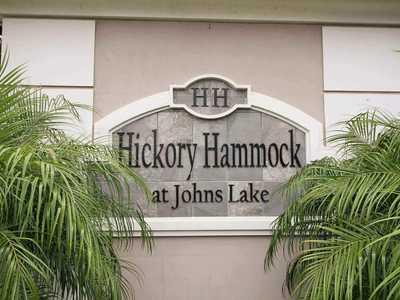 Hickory Hammock
