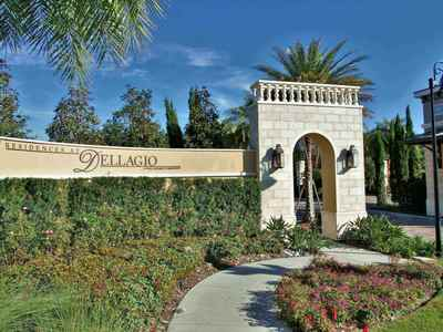 Residences at Dellagio|The Residences at Dellagio New Single Family Homes For Sale | Dellagio Dr Phillips