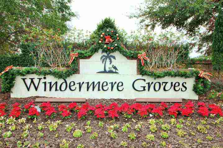 Windermere Groves Homes For Sale Ocoee Florida