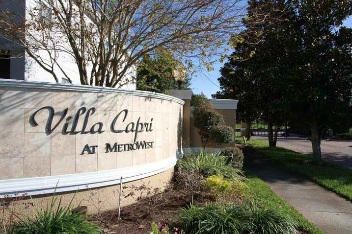 Villa Capri At MetroWest Homes For Sale