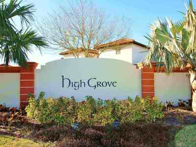 High Grove Clermont Florida
