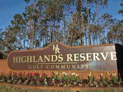 Highlands Reserve