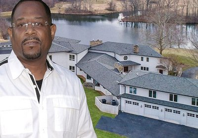 Martin Lawrence Lists 116-acre ranch