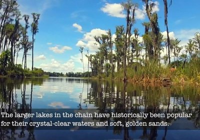 The Butler Chain Of Lakes Windermere Fl