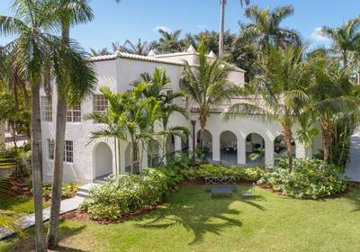 Al Capone's former Miami Beach mansion for $15 million
