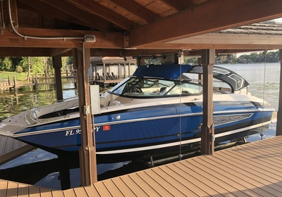 Regal 24 FASDECK deckboat Boat FOR SALE
