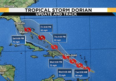 Dorian Update and Your Homes