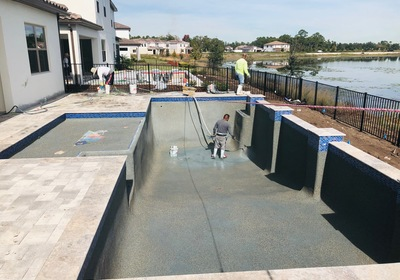 Orlando Custom Swimming Pools