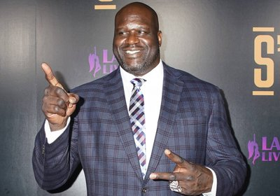 Shaquille O'Neal's Isleworth estate