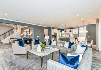 Estates at Lakeview Preserve By Pulte Winter Garden Fl